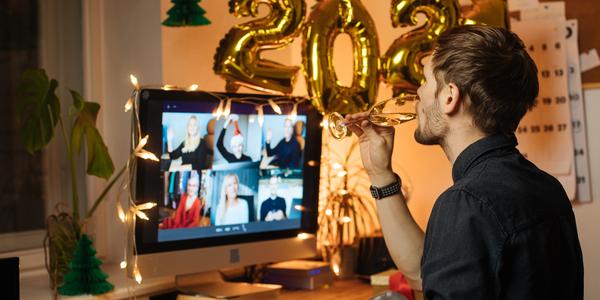 Een onvergetelijk online nieuwjaarsevent met deze 8 tips